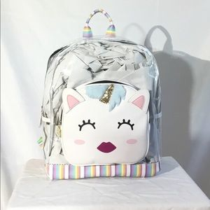 Luv Betsey By Betsey Johnson, Rainbow Unicorn Bag